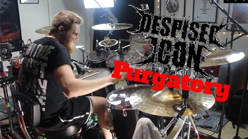 Despised Icon Purgatory Drum Cover