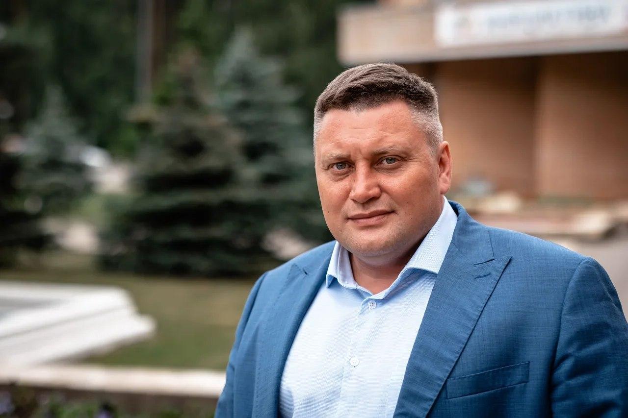 Максим Данилов ушел в отставку с поста главы администрации городского округа Дубна