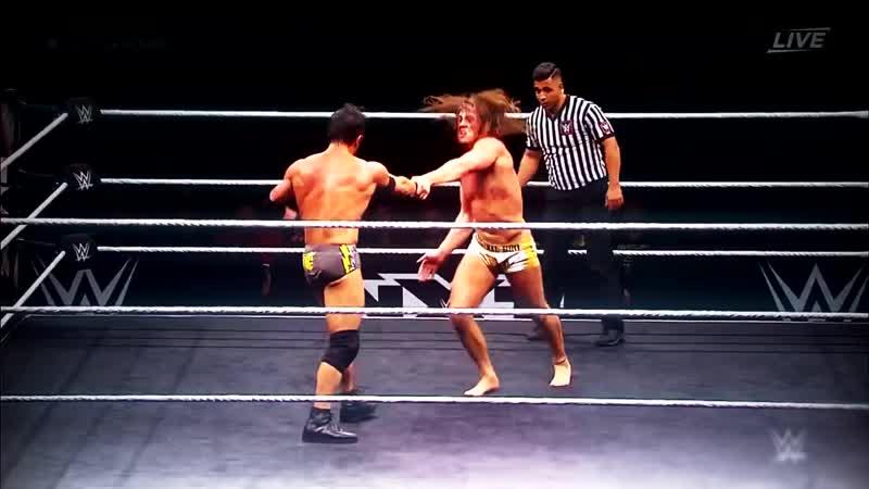 Roderick Strong vs Matt Riddle