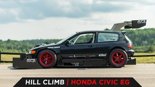 MAX DOWNFORCE   HILL CLIMB HONDA CIVIC [4K60]