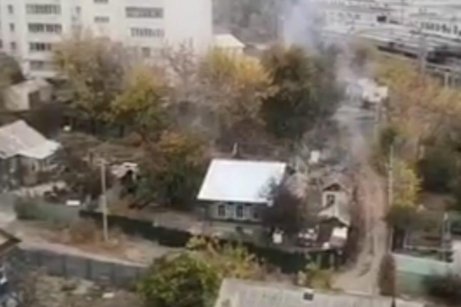 Саратовца отштафовали за нарушение правил особого противопожарного режима