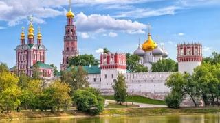 Цикл «Архитектурные ансамбли московских монастырей»_лекция IV