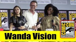ВандаВижен: Comic Con 2019 | Панель Marvel Studios