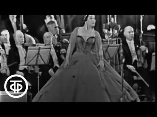 Има Сумак Любовь инка Yma Sumac in USSR Kuyaway Inca Love Song 1960