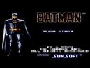 Dendy Famicom,Nintendo,Nes 8-bit Batman 1 part Battle with Bosses