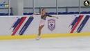 Анастасия ЗИНИНА SP - Кубок ДЮСШ СТЕРХ 2018 (Anastasia Zinina)