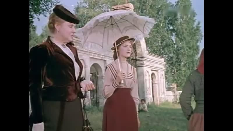 Дом с мезонином. (1960)