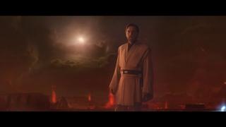 Звездные Войны : Энакин Скайуокер против Оби Вана Кеноби (Часть 2 )   HD