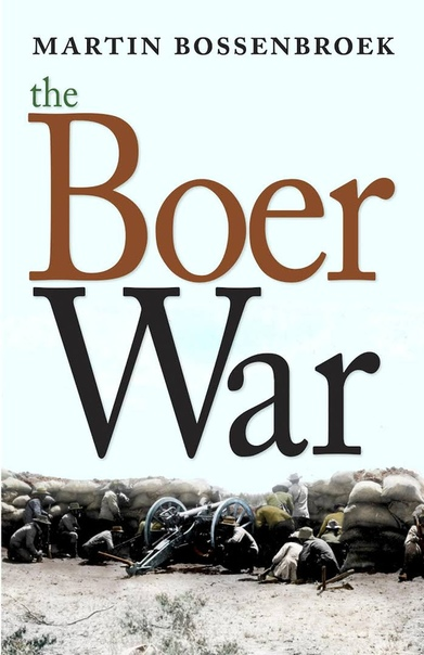 The Boer War - Martin P