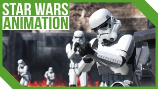 MY ENEMY - A Star Wars Story [4K]