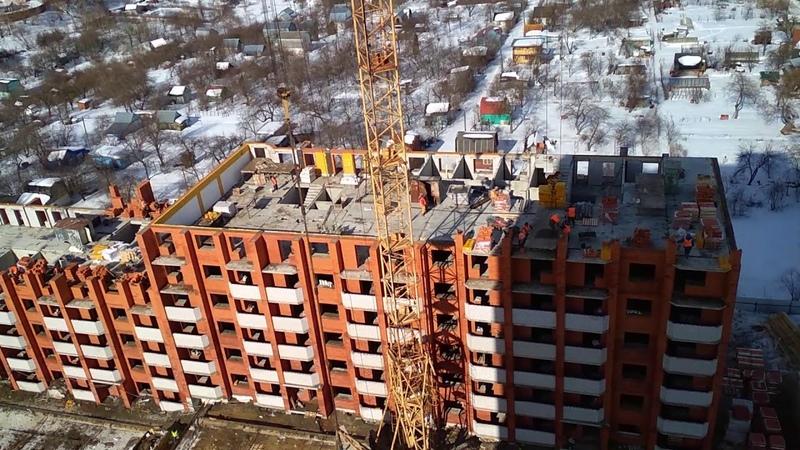ЖК Содышка 12 03 2019