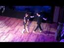 Инна Свечникова и Антон Старцев. Fusion Dance Show