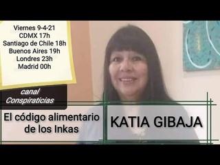 El código alimentario de los Inkas // Katia Gibaja