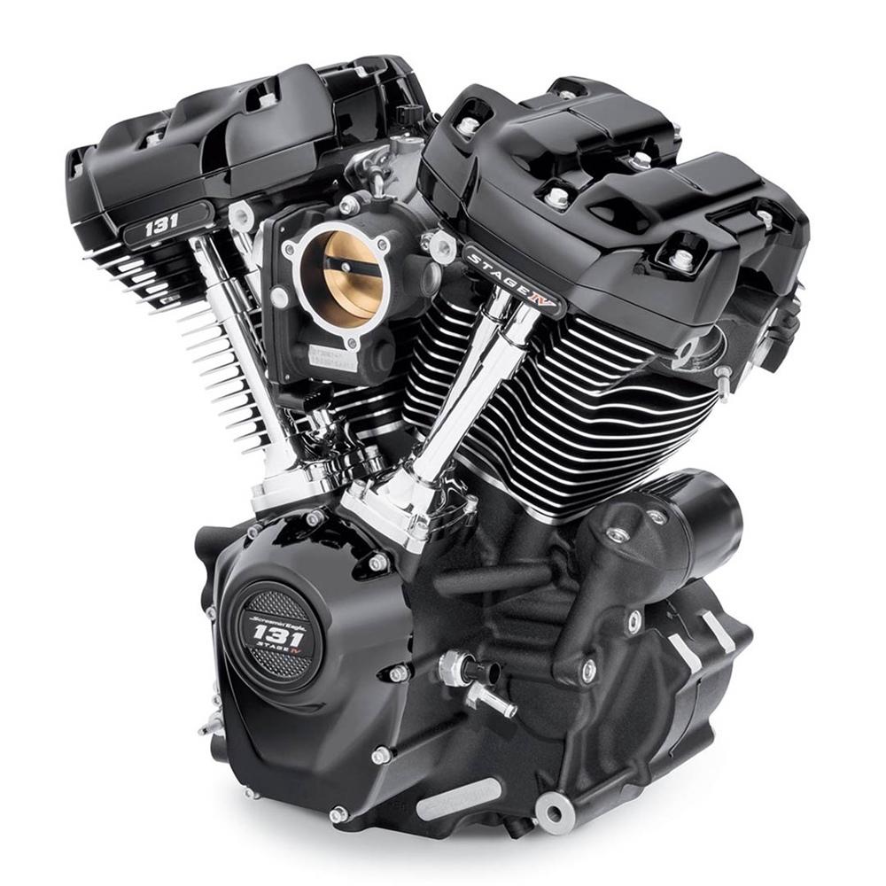 Двигатель Harley-Davidson Screamin' Eagle Milwaukee-8 131 Crate