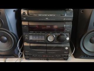 SONY RX90 vs SONY MHC-881 sound test.