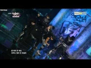 `PERF` 130614 | BTS - We Are Bulletproof + No More Dream @ Music Bank