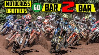 2 Stroke MX Brothers Go Bar to Bar 125cc Racing