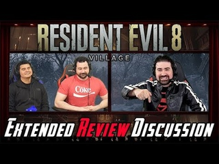 Resident Evil 8 Village - Extended Review Discussion!