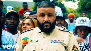 DJ Khaled - Holy Mountain (Official Video) ft. Buju Banton, Sizzla, Mavado, 070 Shake