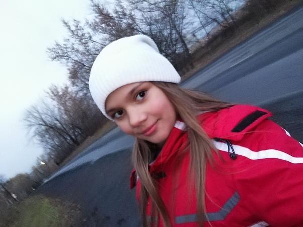 Катя Анохина Слив
