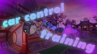 car control training from Rocket League # 1 by sh1r1ay | #road_to_esports