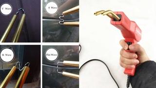 Удобный аппарат для сварки пластика автомобильного бампера с Aliexpress