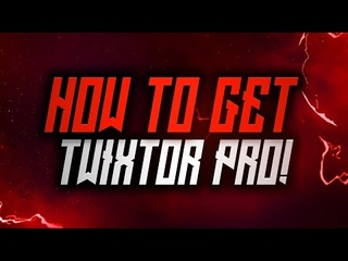 How to Install For Free Twixtor Plugin for After Effects & Premiere Pro