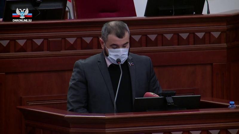 В ДНР изменены некоторые общие нормы Закона О свободе вероисповедания и религиозных объединениях