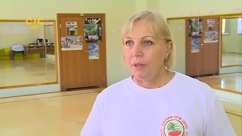 Телекомпания СТС-МИР (Новосибирск) о II открытых виртуальных соревнованиях «Rowan Red 2020»