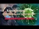Коронавирус и Тайное мировое правительство: Закономерная связь( шокирующая новость!) коронавирус
