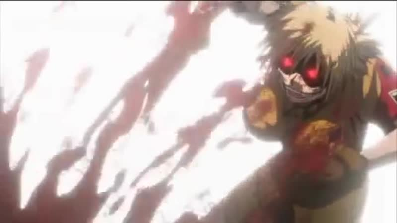 【MAD】HELLSING ✖ Red fraction Япония japan AnimeHELLSINGMAD