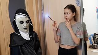 Монахиня в моем сне! THE NUN 2 серия