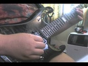 Ernieball Musicman BFR with Line 6 POD X3 LIVE