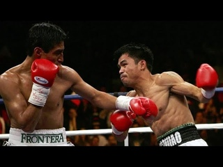 Легендарные бои: Трилогия Пакьяо-Моралес (2005-06) | FightSpace