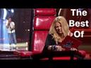Odwrócili fotele w mniej niż 10 sekund The voice na całym świecie THE BEST OF