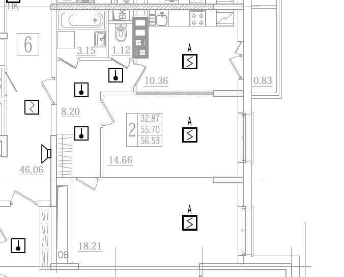 ул. Ангарская, вл. 33 - планировки квартир и визуализация с обсуждением дома по реновации, г. Москва