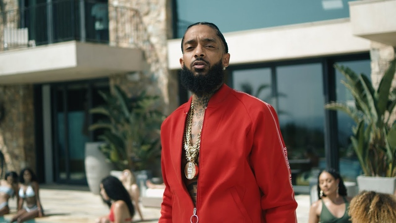 Nipsey Hussle Double Up Ft Belly Dom Kennedy Official Music Video