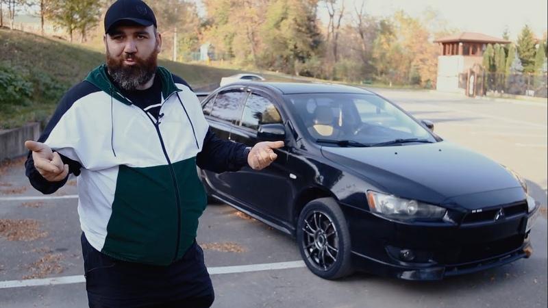 LANCER X Еще одна причина не покупать АвтоВАЗ