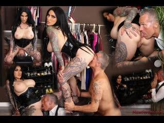 Jenevieve Hexxx [Femdom, Pussy Licking, Handjob, Cumshot, FaceSitting, Ass Licking, Rimming, Foot Licking]