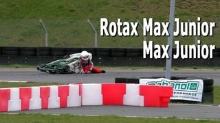 #Картинг 2020. Предфинальный заезд Rotax Max Junior, Max Junior. , РСТЦ ДОСААФ