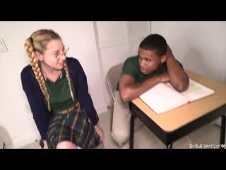 melody parker (dicked down during detention) [deepthroat, facial, ir, schoolgirls in uniform]