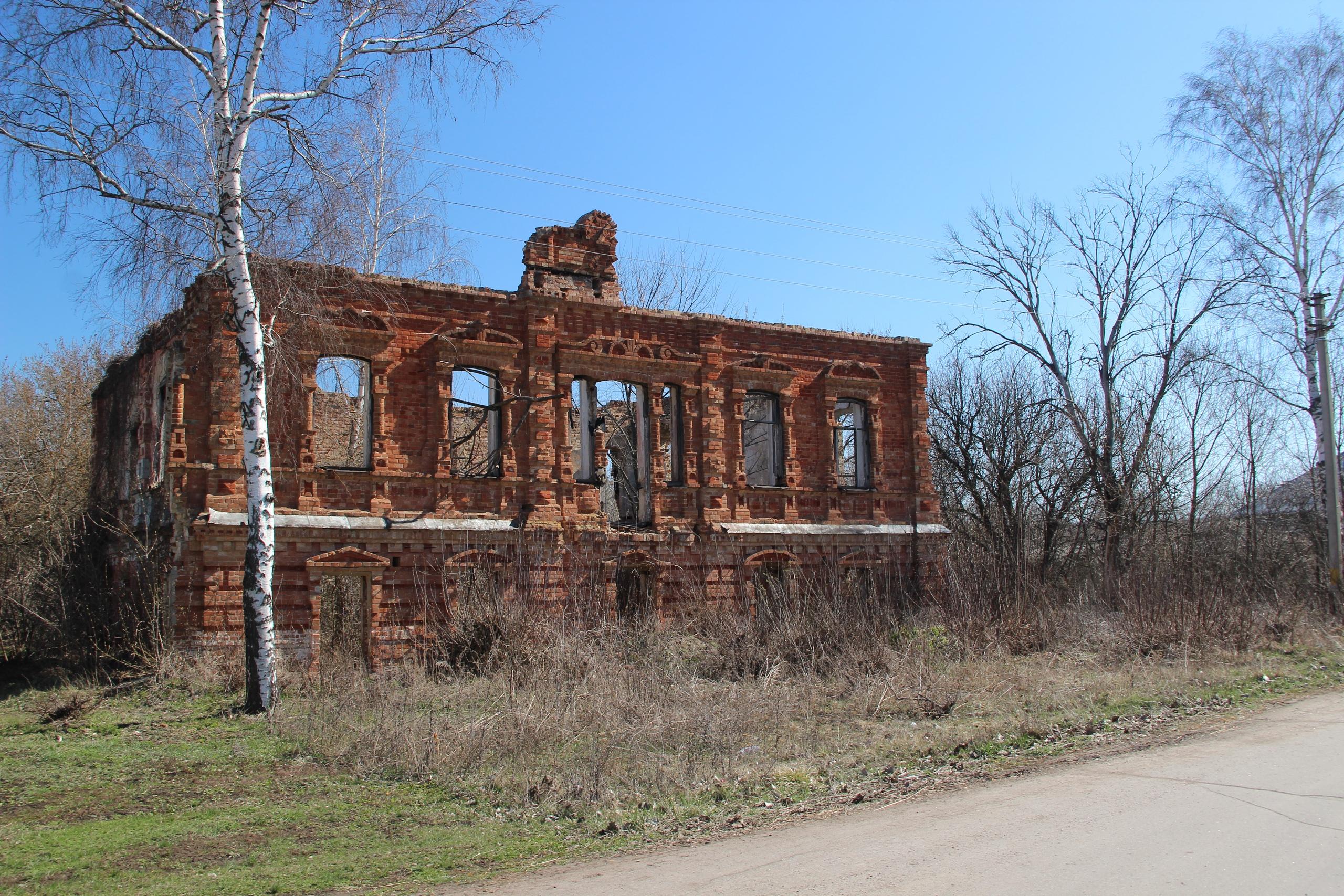 Дом Филатова в селе Козловка, изображение №1