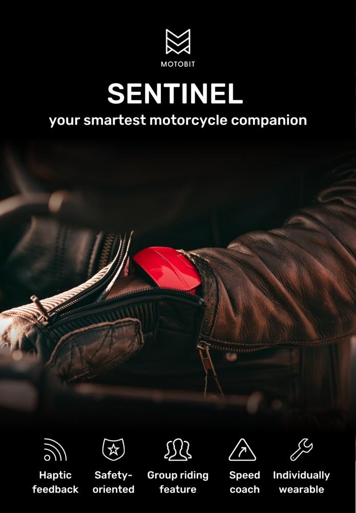 Motobit Sentinel - устройство вызова экстренной помощи