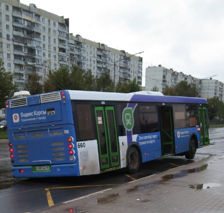 Пассажиры проверенного мэром Ярославля маршрута №42 опаздывают на работу