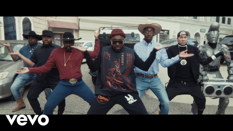 Black Eyed Peas Nicky Jam Tyga VIDA LOCA Official Music Video