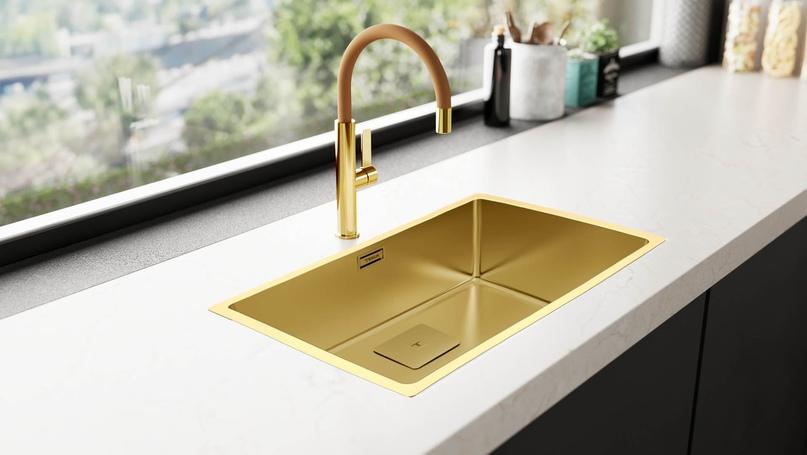 Высокий уровень качества,совершенный дизайн-это кухонная мойка Teka Flexlinea, изображение №2