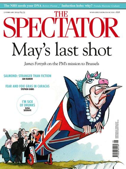2019-02-02 The Spectator