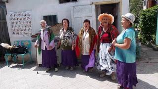 Песня про Иссык-Куль. Григорьевские бабушки наш ответ бурановским.