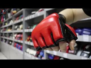 Перчатки MMA AML | Перчатки для MMA | Накладки для смешанных единоборств