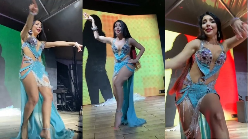 Margarita savchenko belly dance Alf Leila We Leila رقص شرقى